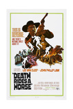Death Rides a Horse, (Aka Da Uomo a Uomo), Lee Van Cleef, 1967 Art