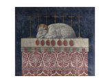 Altar with Lamb Poster af Benozzo Gozzoli