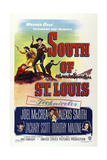 South of St. Louis, Joel Mccrea, Alexis Smith, Zachary Scott, Dorothy Malone, 1949 Art