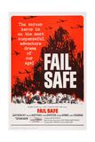 Fail-Safe, (Aka Fail Safe), 1964 Poster