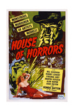House of Horrors, 1946 Print