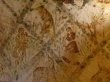 Musicians, Dancers and Animals in Vault Fresco of Bath Complex of Amra Castle, 711-743 Prints