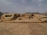 High Place of Sacrifice with the Mensa Sacra, Petra, Jordan Prints