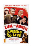 Two Weeks to Live, (Aka 2 Weeks to Live), 1943 Prints