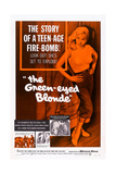 The Green-Eyed Blonde, Susan Oliver, 1957 Prints