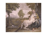 The Virgin and the Unicorn Prints by Domenico Zampieri