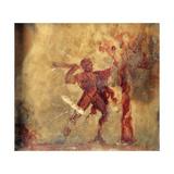 Hercules Attacking Hydra, C. 54-68 Prints