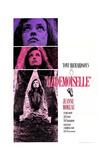 Mademoiselle, Jeanne Moreau, 1966 Posters