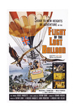 Flight of the Lost Balloon, 1961 Affiches