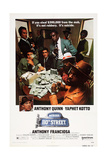 Across 110th Street, 1972 Posters