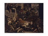 Slaughter of the Innocents Posters by Jacopo Robusti Tintoretto