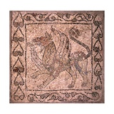 Griffin, Fragment of Mosaic Floor Posters