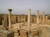 The Macellum, Jerash, Jordan, 211 Posters
