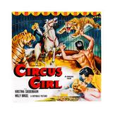 Circus Girl, (Aka Die Gefangene Des Maharadscha), Kristina Soderbaum, 1954 Posters