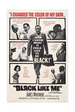 Black Like Me, James Whitmore, 1964 Prints