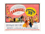 Carousel, Shirley Jones, Gordon Macrae, 1956 Prints