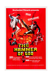 The Chinese Boxer, (Aka the Hammer of God), 1970 Print