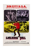 Walking Tall, Bottom Right Insert: Joe Don Baker, Elizabeth Hartman, 1973 Posters
