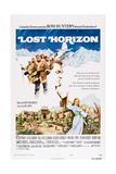 Lost Horizon, 1973 Print