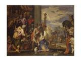 Martyrdom of Santa Giustina Prints by Paolo Veronese