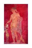 Dionysus and Satyr, C.62-79 Print