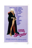 Scorchy, Connie Stevens, 1976 Posters