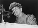 General Douglas Macarthur Addressing an Audience of 50,000 at Soldier's Field Prints