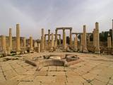 The Macellum, Jerash, Jordan, 211 Prints