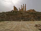 Precinct of Temple of Zeus, Jerash, Jordan, 162-63 Photo