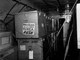 Air Shipments of Whole Blood from American Red Cross for Korean War Casualties Photo