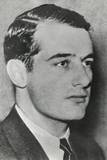 Raoul Gustaf Wallenberg in a Diplomatic Identification Photo Photo