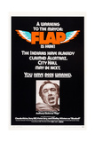 Flap, Anthony Quinn, 1970 Poster