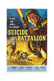 Suicide Battalion, Michael Connors, 1958 Prints