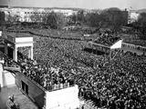 Inauguration of Harry Truman, Jan. 20, 1949 Photo