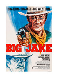 Big Jake, 1971 Posters