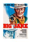 Big Jake, 1971 Poster