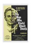 The Man Who Could Cheat Death, Anton Diffring (Top), 1959 Prints
