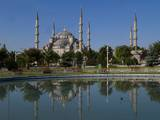 Sultan Ahmed Mosque (Blue Mosque) Posters by Sedefkar Mehmed Aga