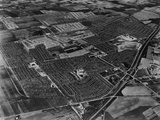 Aerial View of Levittown Housing Development on Long Island, New York, 1954 Posters