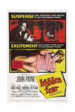 Hidden Fear, Top: John Payne; Bottom: Anne Neyland, 1957 Posters