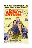 A Yank in Viet-Nam, Right: Marshall Thompson, 1964 Posters