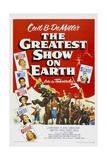 The Greatest Show on Earth, 1952 Posters
