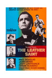 The Leather Saint, 1956 Art