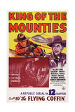 King of the Mounties, 1942 Prints