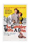 The Gambler Wore a Gun, from Left: Jim Davis, Merry Anders, 1961 Prints