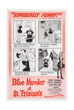 Blue Murder at St. Trinian's, Lower Right: Sabrina, 1957 Plakater