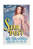Star Dust, Linda Darnell, 1940 Posters