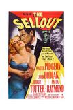 The Sellout, Audrey Totter, John Hodiak, Walter Pidgeon, Paula Raymond, 1952 Plakater