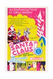Santa Claus, 1959 Print