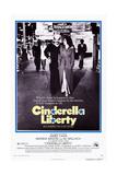 Cinderella Liberty, from Left: James Caan, Marsha Mason, 1973 Posters